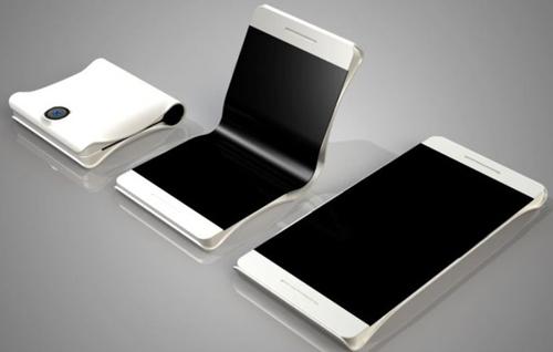 """Điện thoại """"gập đôi"""" màn hình của Samsung sắp ra mắt - 2"""