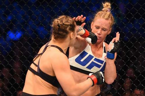 """UFC: Chờ Rousey, Holm """"làm nóng"""" trước Miesha Tate - 1"""