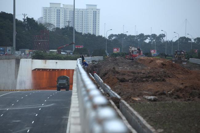 Thông xe 2 hầm chui, cửa ngõ Thủ đô thông thoáng bất ngờ - 8