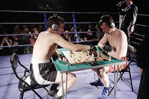 Thú vị không tưởng với bộ môn đấm bốc cờ vua - 10