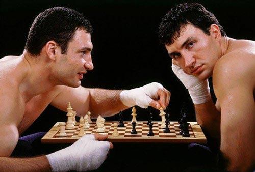 Thú vị không tưởng với bộ môn đấm bốc cờ vua - 3