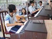 Giáo dục - du học - Dàn nhạc công và cậu học trò đặc biệt
