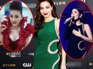 Người mẫu - Hoa hậu - 4 pha 'đụng' trang phục của Hà Hồ gây chú ý nhất Vbiz