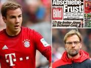 """Bóng đá - Klopp muốn tái hợp """"Messi nước Đức"""", nâng tầm Liverpool"""
