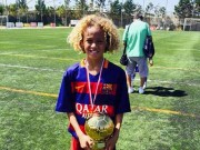 Bóng đá - Tin chuyển nhượng 8/1: Chelsea chi đậm vì Xavi 12 tuổi