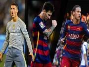Bóng đá - Đội hình hay nhất UEFA: Barca áp đảo, kỷ lục cho Ronaldo