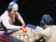Thể thao - Thú vị không tưởng với bộ môn đấm bốc cờ vua
