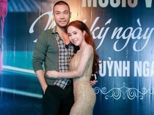 Chồng Quỳnh Nga hướng dẫn vợ 'say đắm' với trai lạ