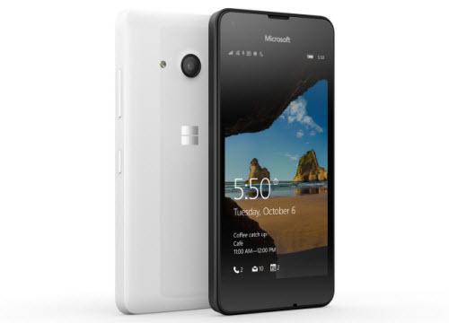 Microsoft tung thêm dòng smartphone chạy Windows 10 - 1