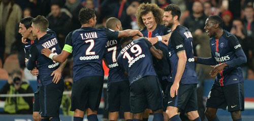 PSG - Bastia: Ngày của hậu vệ - 3