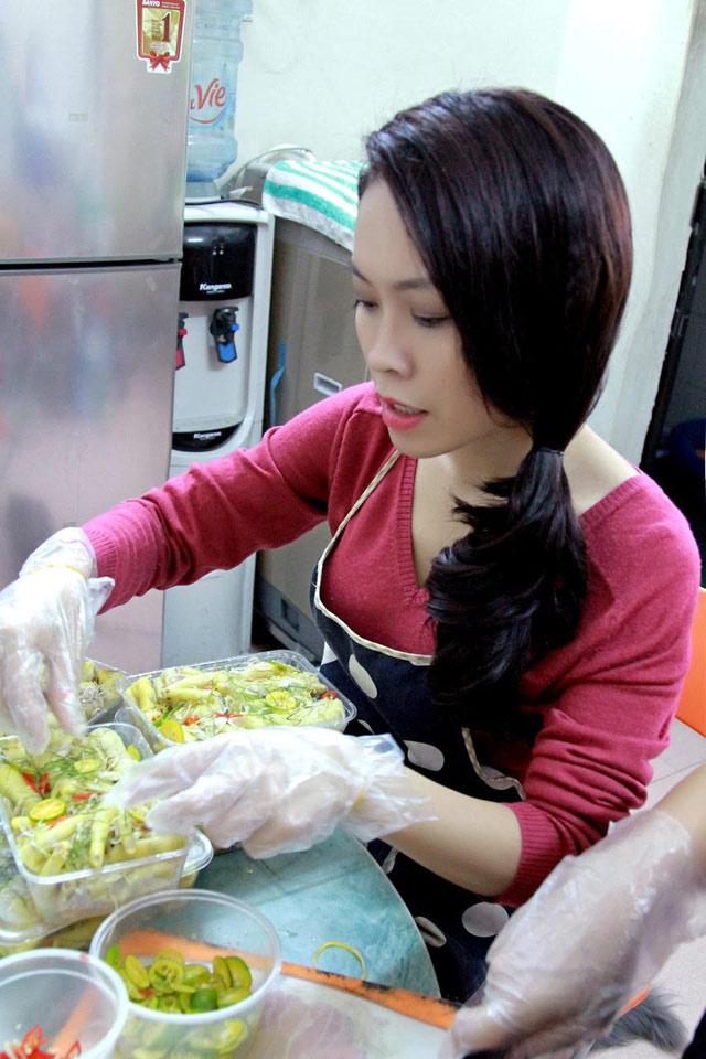 BTV Hoàng Trang tiết lộ hình ảnh đời thường giản dị - 1
