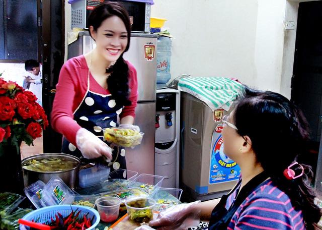 BTV Hoàng Trang tiết lộ hình ảnh đời thường giản dị - 2