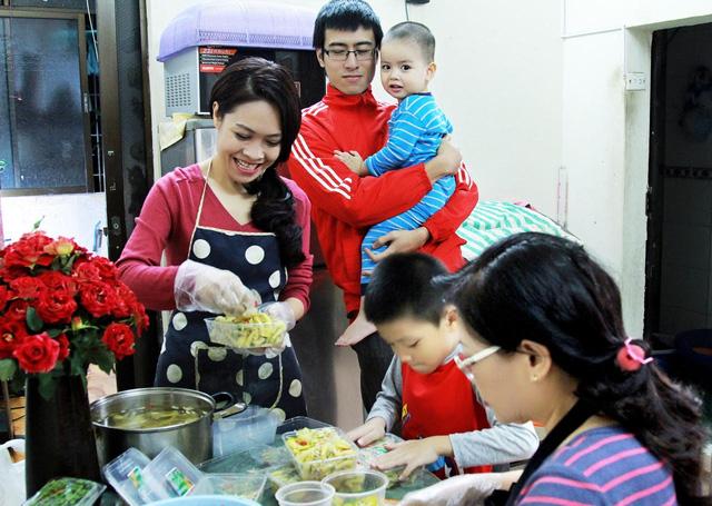 BTV Hoàng Trang tiết lộ hình ảnh đời thường giản dị - 3