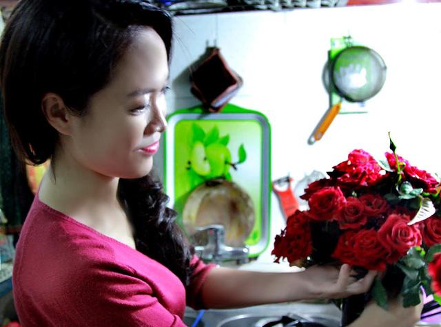 BTV Hoàng Trang tiết lộ hình ảnh đời thường giản dị - 4