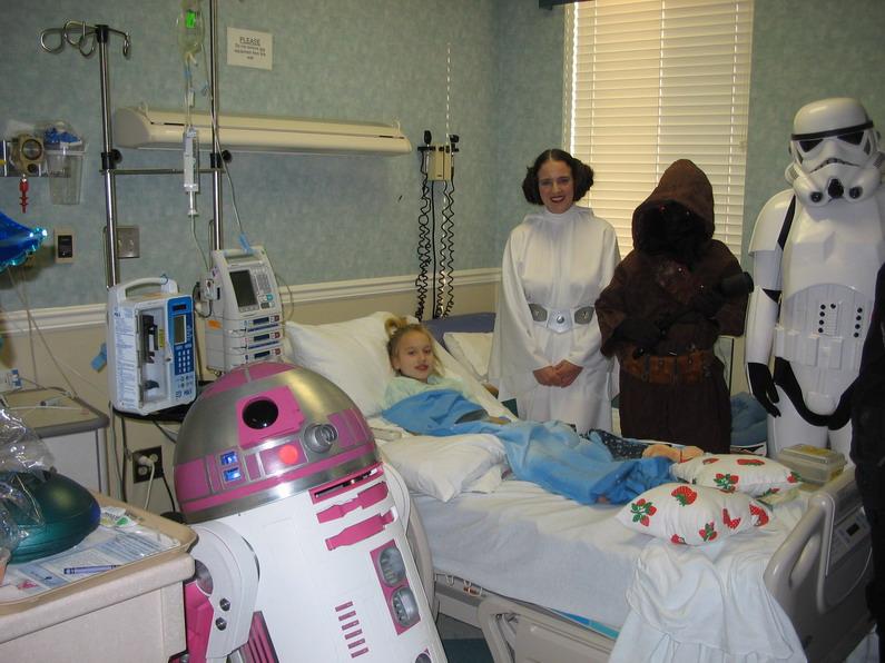 Xúc động với tình cha con ẩn chứa trong 'Star Wars 7' - 4