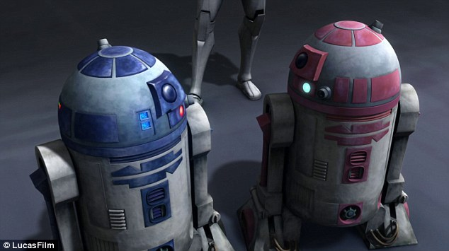 Xúc động với tình cha con ẩn chứa trong 'Star Wars 7' - 6