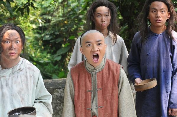 Dàn diễn viên Hồng Kông mang 'quà tết' đến với khán giả Việt - 1