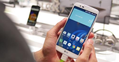 LG ra mắt smartphone dòng K giá mềm tại CES 2016 - 1