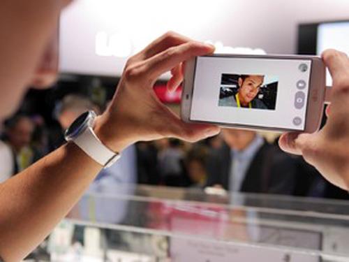 LG ra mắt smartphone dòng K giá mềm tại CES 2016 - 3