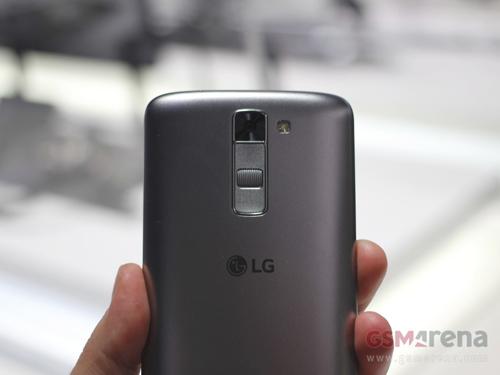 LG ra mắt smartphone dòng K giá mềm tại CES 2016 - 5