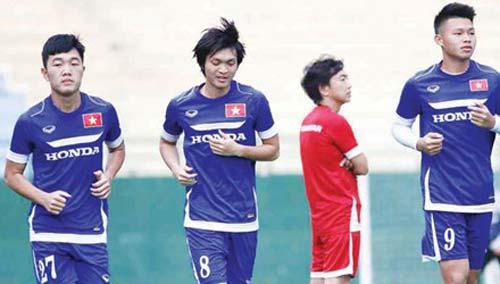 'Ẩn số U23 Việt Nam' vẫn chưa chắc bộ khung - 1