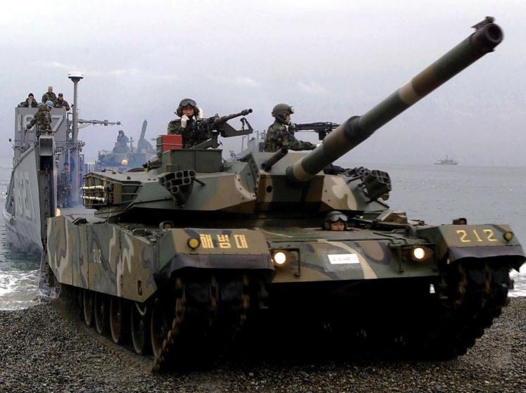 Đọ sức mạnh Triều Tiên - Hàn Quốc nếu có chiến tranh - 2