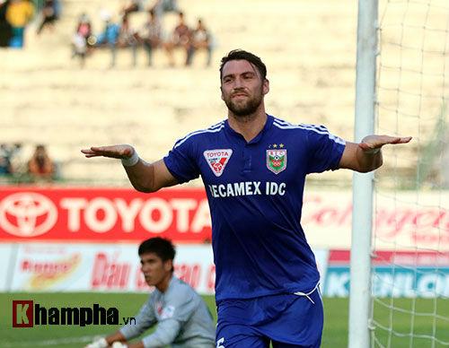 Các đội V-League gặp khó trong việc chọn ngoại binh - 1