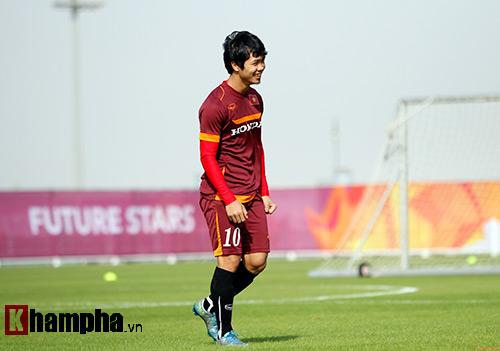 """U23 Việt Nam """"sướng"""" với sân tập đẳng cấp ở Qatar - 5"""
