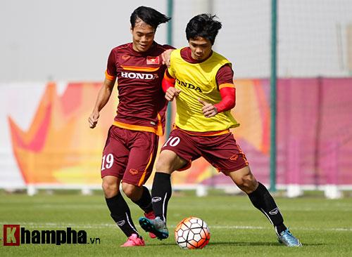 """U23 Việt Nam """"sướng"""" với sân tập đẳng cấp ở Qatar - 8"""