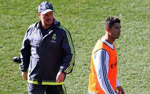 Rộ tin Ronaldo thấy nhẹ nhõm khi Benitez bị sa thải - 1