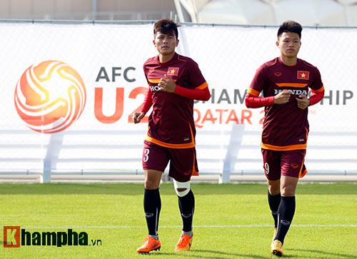 """U23 VN bất ngờ đón thêm """"thương binh"""" ở Qatar - 1"""