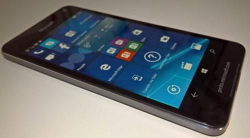 Microsoft Lumia 650 chính thức lộ diện - 1
