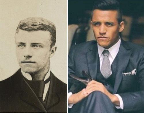 Tin HOT tối 9/1: Sanchez giống hệt cố Tổng thống Mỹ - 1