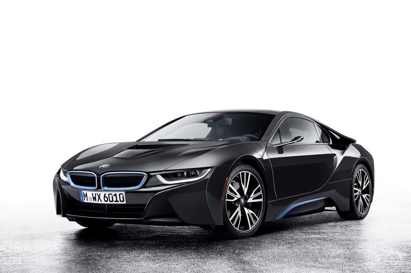 Hệ thống camera độc đáo của BMW i8 Mirrorless concept - 4