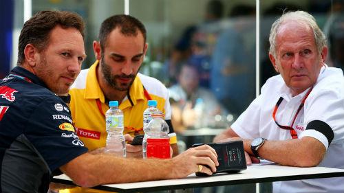 F1, Renault và Honda: 2 chiến tuyến, 1 mục tiêu - 2
