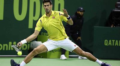 trận chung kết Qatar Open - 7