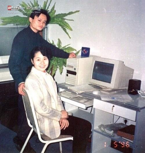 Chân dung hậu phương vững chắc của tỷ phú Jack Ma - 2