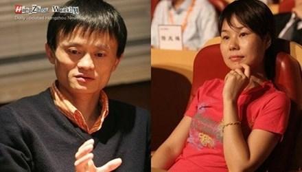 Chân dung hậu phương vững chắc của tỷ phú Jack Ma - 1