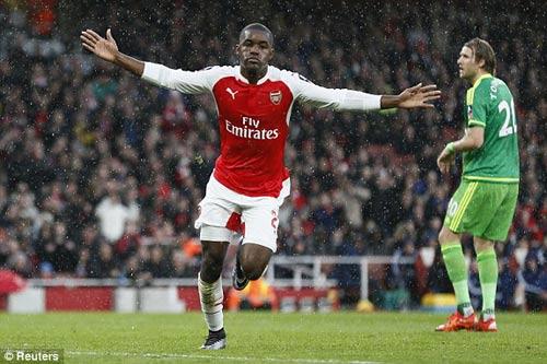 Arsenal - Sunderland: 3 phút điên rồ - 3