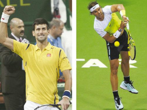 Djokovic - Nadal: Kinh ngạc nhưng dễ hiểu (CK Qatar Open) - 1