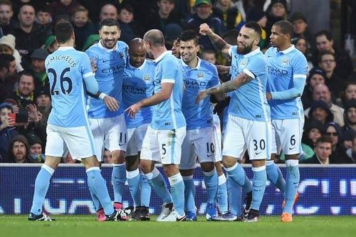 Norwich - Man City: Đẳng cấp chênh lệch - 3
