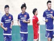 Bóng đá - 'Ẩn số U23 Việt Nam' vẫn chưa chắc bộ khung