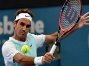 Thể thao - Federer - Thiem: Sức mỏi gặp sức nhàn (BK Brisbane)