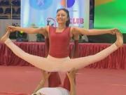 Thể thao - Yoga Việt Nam phát triển vũ bão vươn tầm quốc tế
