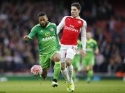 Bóng đá - Arsenal - Sunderland: 3 phút điên rồ