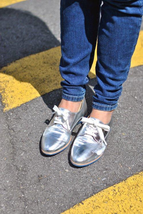 Chọn giày ánh kim cho tiệc năm mới - 13