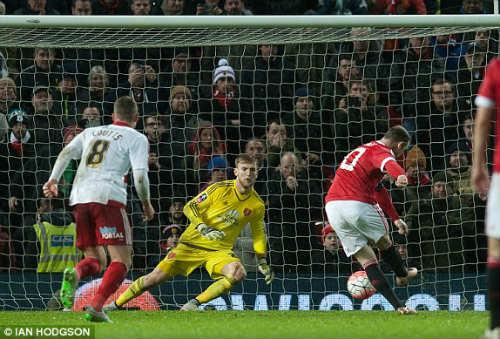 MU - Sheffield Utd: Người hùng không ngờ tới - 1
