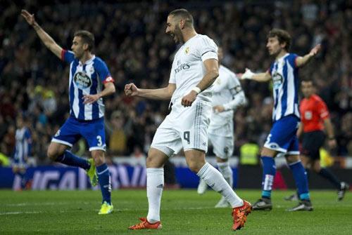 "Real Madrid - Deportivo: ""Quyến rũ"" kiểu Zizou - 3"
