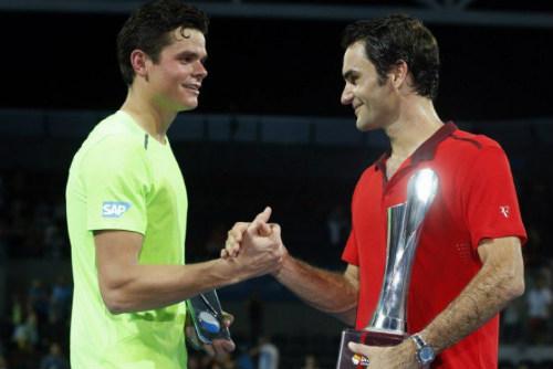 Chung kết Brisbane: Federer gặp lại cố nhân - 1