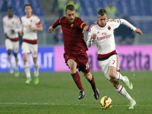 Roma - Milan: Tinh thần máu lửa - 1